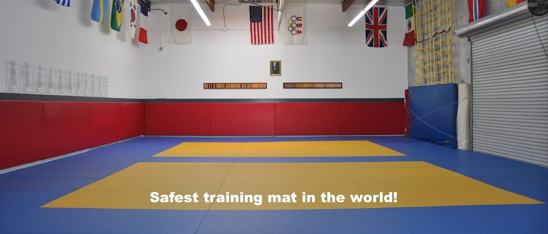 Judo America Main Mat